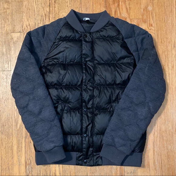 The North Face Quilted Bomber Jacket